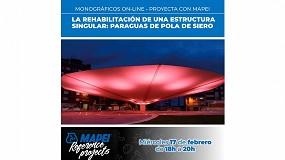 Foto de La rehabilitación de una estructura singular: Paraguas de Pola de Siero