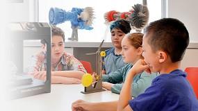 Foto de Impresoras 3D en las escuelas: aplicaciones de la fabricación aditiva en los centros de enseñanza