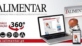 Foto de iALIMENTAR: la nueva plataforma de comunicación para la industria alimentaria portuguesa