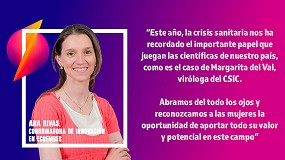 Foto de TheCircularLab apuesta por el talento femenino en la nueva ciencia de la Economía Circular