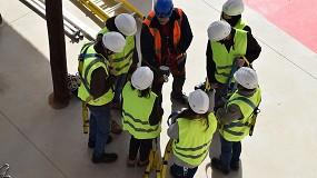 Foto de Lineaprevencion.com registró el año pasado un 20,7 % más de visitas que en 2019, afianzándose como referente en el sector de la construcción