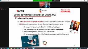Foto de Fundación Mapfre, APTB y APIEM ofrecen consejos para mantener la seguridad eléctrica en las instalaciones