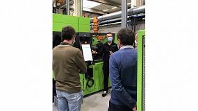 Foto de El centro de formación PlastIQ de Bélgica pone en marcha máquinas Engel