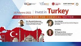 Foto de Turquía se posiciona como mercado de grandes oportunidades de negocio para el sector químico