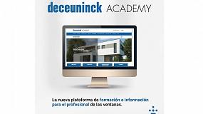 Foto de Deceuninck presenta Deceuninck Academy