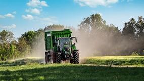 Foto de Fendt crece en España un 4% en cinco años en tractores de más de 60 CV