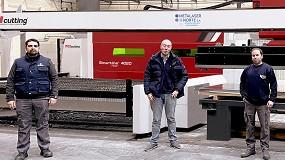 Foto de CDI-Metalaser Norte multiplica su capacidad de fabricación con una 2D Smartline Fiber de TCI Cutting