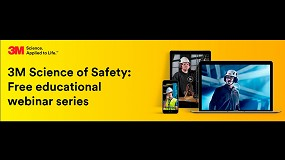 Foto de Calendario de los próximos webinars de 3M Science of Safety