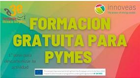 Foto de A3E ofrece cursos gratuitos para pymes industriales en el marco del proyecto europeo INNOVEAS
