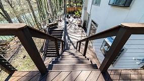 Foto de Tarima de bambú Dasso de Gabarró, la solución sostenible para espacios exteriores
