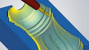 Foto de Innovadoras funciones para la fabricación de moldes y el fresado-torneado