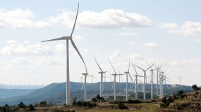 Foto de La eólica aporta el 49,7% de la electricidad generada por renovables