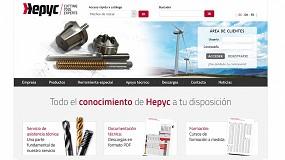 Foto de Hepyc lanza en marzo su nueva web