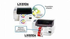 Foto de Las impresoras LX610e Pro y LX600e de DTM, ahora compatibles con Mac