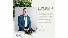 Foto de Virospack presenta un nuevo apartado en su web dedicado a la sostenibilidad