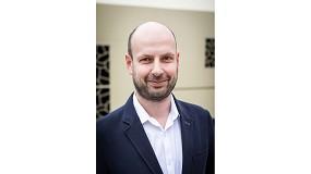 Foto de Jan Moravec, nuevo director general de la línea de negocio 'Portable Power' de Doosan Bobcat para la región EMEA