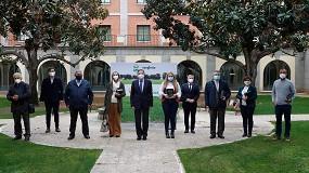 Foto de Planas afirma que la sostenibilidad implicará nuevas orientaciones productivas en agricultura y ganadería