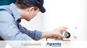 Foto de Agremia y habitissimo se alían para impulsar la digitalización de los instaladores