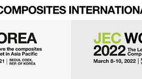 Foto de Aplazada la feria de composites JEC World 2021 hasta marzo de 2022