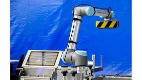 Foto de Robótica colaborativa para hacer más seguros los procesos de packaging industriales