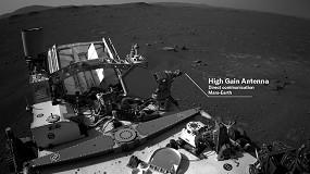 Foto de Goimek participa en la 'conquista de Marte'