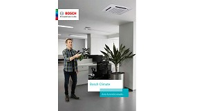 Foto de Bosch Comercial-Industrial actualiza su catálogo de aire acondicionado comercial