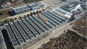 Foto de Miguel Parra e Hijos cuenta con la mayor instalación de autoconsumo finalizada en la Región de Murcia
