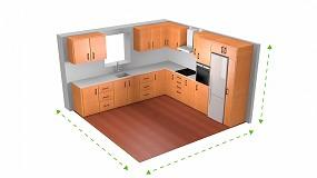 Foto de Leroy Merlin presenta las mejoras de su configurador de cocina en 3D