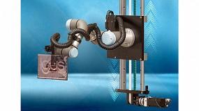 Foto de Igus crea un 7º eje para ampliar el alcance del robot