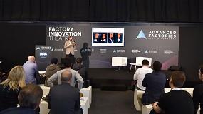 Foto de Advanced Factories impulsa la transferencia tecnológica entre startups y empresas industriales con el Industry Startup Forum