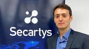 Foto de Entrevista a Jordi Ortiz, director general de Secartys