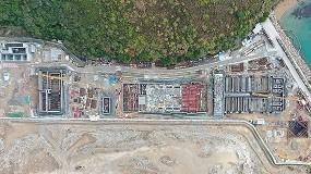 Foto de Acciona avanza en sus proyectos de Agua en el Sudeste Asiático para dar servicio a casi tres millones de personas