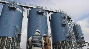 Foto de Symaga ofrece un servicio de supervisión de montaje online de silos industriales