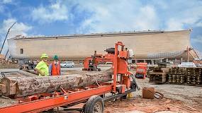 Foto de Construyendo el Arca de Noé