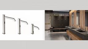 Foto de Serie Klin, la nueva gama de grifos electrónicos con sensor para baño de Genebre