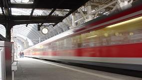 Foto de La experiencia del pasajero, la digitalización y la sostenibilidad, los tres grandes retos del sector ferroviario en 2021