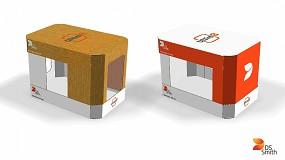 Foto de DS Smith lanza Ultim-8, una nueva solución de packaging sostenible