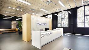 Foto de Oficinas corporativas de Swarovski en 22@ de Barcelona