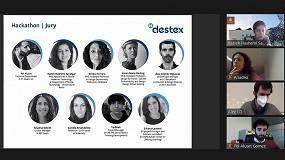 Foto de C.P. Aluart participa en el segundo hackathon del proyecto Destex