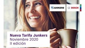 Foto de Nueva tarifa de precios de Junkers