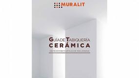 Foto de Los fabricantes de ladrillo de gran formato presentan la 'Guía de tabiquería cerámica'