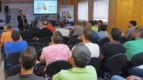 Foto de Entrevista a Danel Mencía, responsable del área comercial y de marketing de Procomsa
