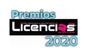 Foto de Anunciamos los Premios LICENCIAS Actualidad 2020