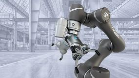 Foto de Omron y OnRobot se unen para ofrecer una gama más amplia de soluciones de robótica colaborativa