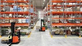 Foto de AR Racking equipa la nueva central de distribución de Eroski