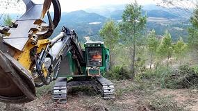Foto de Más de 105.000 toneladas de biomasa producidas en un año de retos medioambientales