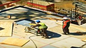 Foto de La correduría de seguros Cicor Internacional cada día más presente en el sector de la construcción