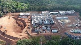 Foto de Acciona inicia la instalación de tuberías para la distribución de agua potable al distrito de Arraiján (Panamá)