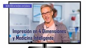 Foto de Nuevo vídeo sobre el futuro de la Medicina Inteligente y las aplicaciones médicas de la impresión 3D y 4D