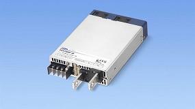 Foto de Cosel incorpora el modelo de 1500W a sus fuentes de alimentación PCA con bus de comunicaciones ampliado para aplicaciones médicas e industriales exigentes